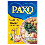 PAXO GARLIC AND THYME STUFFING 190G