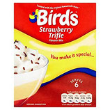 BIRDS TRIFLE STRAWBERRY MIX