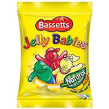 JELLY BABY BAG 165G