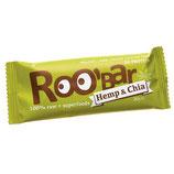 Roo'Bar Hanfprotein&Chia [Bio]