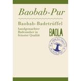 BAOLA Baobab-Badetrüffel - Pur