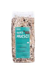 Supermüsli Cacao Nibs & Aronia [Bio]