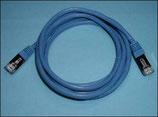 câble de liaison  RJ 45 S88-N Catégorie 5  de 3 Mètres  Réf : 5459.2