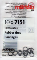 bandages MARKLIN Réf : 7151