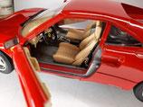Ferrari GTO 856 échelle 1/24  (Réf : dom30 )