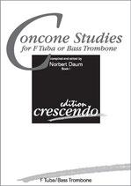 Concone Studies, Book 1