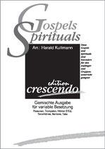 Gospels & Spirituals-Gesamt.