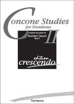 Studies, Book 2 - Tenor Trombone