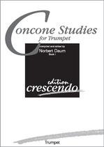Concone Studies Book 1