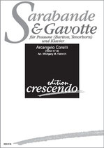 Sarabande & Gavotte ECR 0918