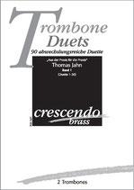 Trombone Duets Band I