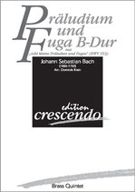 Präludium & Fuge B-Dur