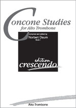 Studies 1/Alto Trombone