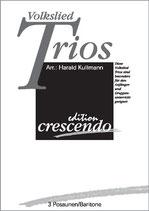 Volkslied Trios - 3 Pos.
