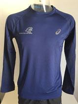 GP Langarm Shirt Herren blau