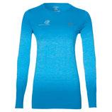 GP Shirt langarm blau