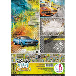 Ciao Bella A4 Paper Set – Start Your Engines