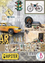 Ciao Bella A4 Paper Set – Hipster