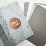 Tinkerbook-Set Marmor