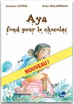 Aya fond pour le chocolat