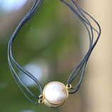 Bracelet fil Perle baroque
