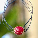 Bracelet fil racine de Rubis