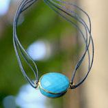 Bracelet fil Turquoise
