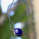Bracelet fil Lapis-lazuli