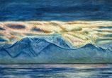 Nordmeer- Ölbild