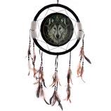 Traumfänger Wolf- in verschiedenen Größen/ Variante auswählen