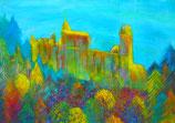 Burg Altena - expressiv