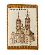 St. Galler Kloster-Biber Marzipan klein
