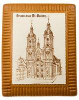 St. Galler Kloster-Biber Marzipan gross