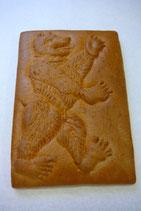 St. Galler Biber Grösse 3 (Bär)