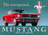 Ford Mustang unexpected
