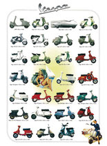 Vespa Collection