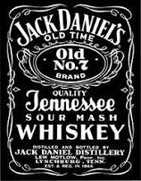 Jack Daniels Nr. 7 Black Logo