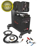 ssKIT MAQUINA WELD500 MULTIPROCESO