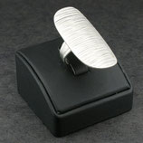 Handmade adjustable ring