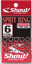 split ring shout!