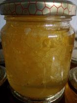 Mel amb bresca de cap d'ase