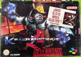 Juego Killer Instinct para Super Nintendo (SNES)
