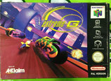 Juego Extreme G para Nintendo 64 (N64)