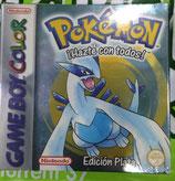 Juego Pokémon Edición Plata para Gameboy Color. Nuevo.