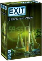 EXIT 3 - EL LABORATORIO SECRETO
