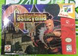 Juego Castlevania para Nintendo 64, Americano. Nuevo