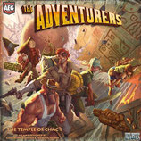 THE ADVENTURERS - EL TEMPLO DEL CHAC
