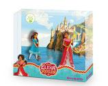 Pack 2 Minifiguras Elena de Avalon (Elena & Isabel 8-10cm)