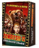 ZOMBIES!!! 12 - ZOOLOGICO ZOMBIE