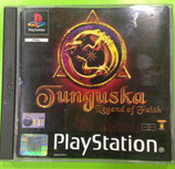 Juego Tunguska Legend of Faith para Playstation (PS1)